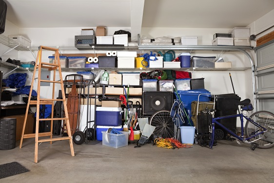 3 Tips For An Organized Garage